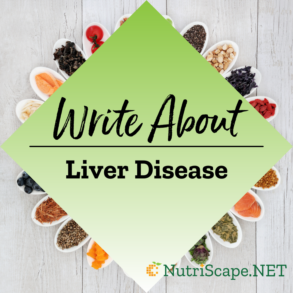 write about liver disease